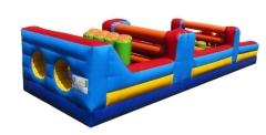 Rental store for Inflatable, 35ft Obstacle Course in Columbia MO