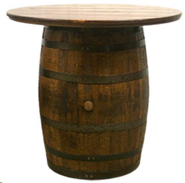Where to find Table, Barrel Cocktail Table in Columbia