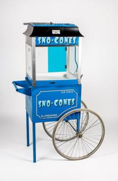 Rental store for Snow Cone Machine, with Cart in Columbia MO