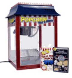 Rental store for Popcorn Popper, no Cart in Columbia MO