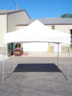 Rental store for OTC, Pop-Up Tent, White 10X10 in Columbia MO