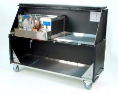 Rental store for Bar, Metal Portable Stow-Away in Columbia MO