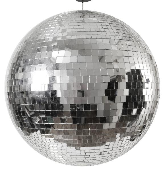 Where to find Disco Ball, Mirrored 20in in Columbia
