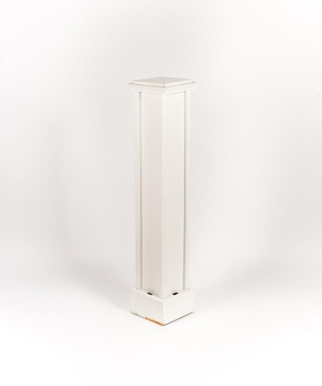 Where to find Column, Wood White 4ft in Columbia