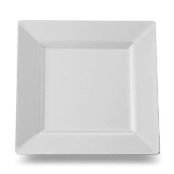 Where to find Square Plate, White 6in in Columbia