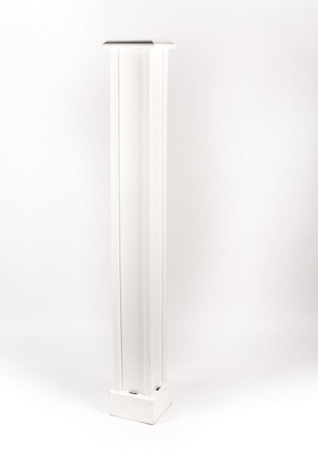 Where to find Column, Wood White 6ft in Columbia