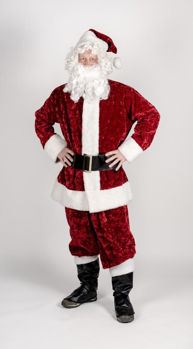 Where to find Santa Claus Suit in Columbia