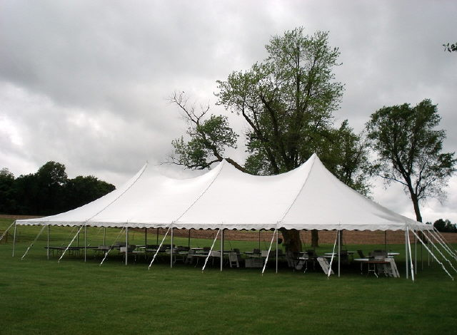 Where to find Pole Tent, 40X100 in Columbia