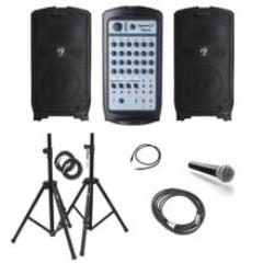 Where to rent Sound System, Fender w  CD in Columbia MO