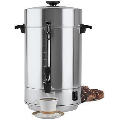 Where to rent Coffee Maker, 100 Cup in Columbia MO, Jefferson City, Prathersville and Central Missouri