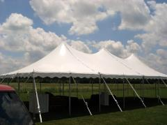 Rental store for Pole Tent,  30X45 in Columbia MO