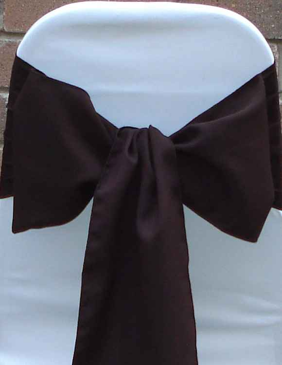 Where to find Chair Sashes in Columbia
