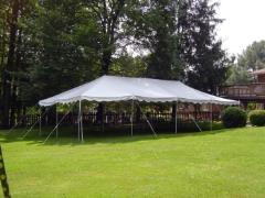 Rental store for OTC, Tent 20X40 Party Canopy in Columbia MO